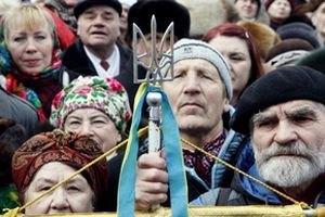 Населения в Украине стало меньше на на 6,5 тыс. человек