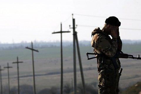 Бойовики обстріляли околиці Мар'їнки, поранено двох спецпризначенців із Дніпропетровської області