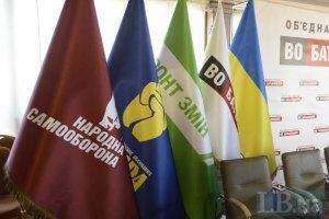"""Электоральная поддержка """"Батькивщины"""", УДАРа и КПУ увеличилась"""