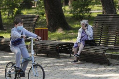 В пятницу в Киеве без осадков, до +23