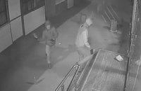 """""""Рошен"""" обнародовал видео нападений на магазины в Киеве"""