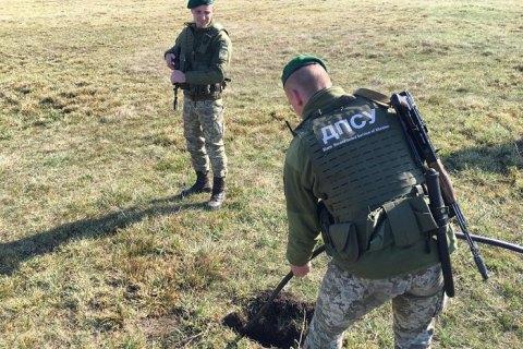 На кордоні з Молдовою виявили підводний спиртопровід