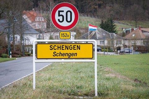 Україна планує перемовини про входження в Шенгенську зону