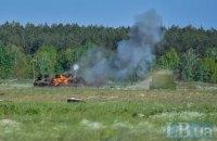 На Донбассе силами ООС уничтожены двое боевиков