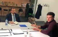Зеленський пообіцяв, що не поверне ПриватБанк Коломойському в разі перемоги