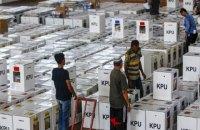 Минздрав Индонезии назвал причину массовой смерти членов избиркомов на выборах
