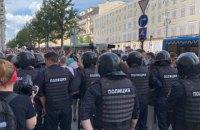 В Москве задерживают незарегистрированных оппозиционных кандидатов на выборы в гордуму (обновлено)