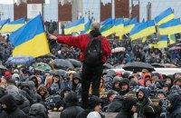 Украина по Платону