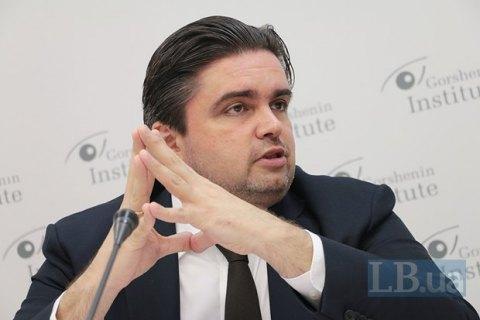"""Украине не стоит бояться реакции России на внедрение """"биометрии"""", - Лубкивский"""