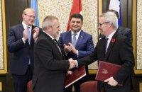 Держкосмос і Канадське космічне агентство підписали меморандум