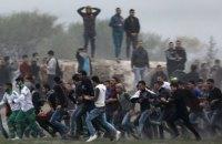 Тисячі палестинців вийшли на акції протесту проти Трампа