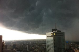 Юг и восток Украины предупреждают о непогоде