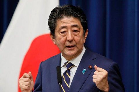 """Япония подпишет мирный договор с Россией только после решение """"курильского воспроса"""""""
