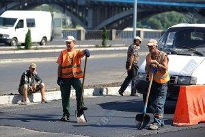 На ремонт дорог во Львове выделят 255 млн гривен до 2012