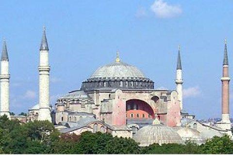 Суд у Туреччині дозволив використовувати собор Святої Софії як мечеть