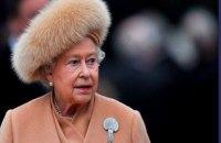 У Британії приготувалися до евакуації королеви Єлизавети на випадок заворушень через Brexit