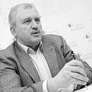 Андрій Сенченко: Наше завдання - зруйнувати стіну, яку Кремль будує між українцями