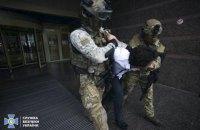 МВС: у київського терориста не було вибухівки