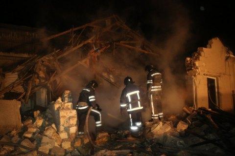 Під час вибуху в приватному будинку в Одесі загинули дві людини, на місці знайдено висвердлені корпуси гранат (оновлено)
