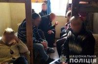 В Мариуполе в трудовом рабстве держали около 30 человек