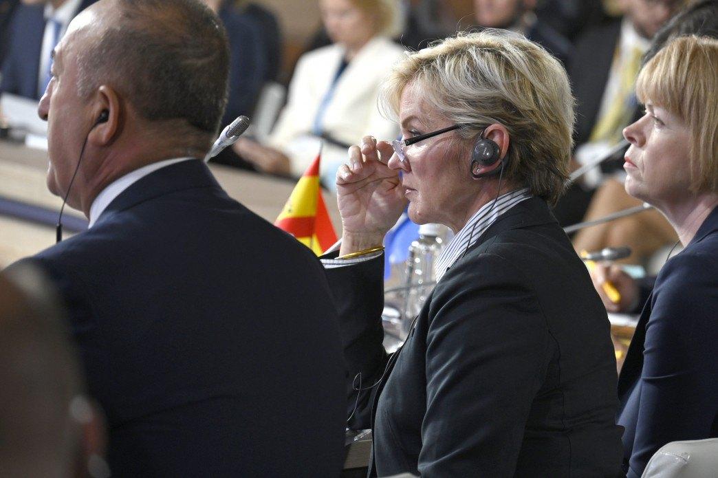 Міністр енергетики США Дженніфер Гренгольм