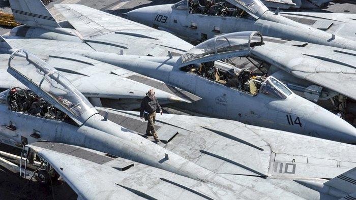 Винищувачі F-14 Tomcat