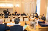 Кличко призвал ускорить принятие законов о развитии местного самоуправления