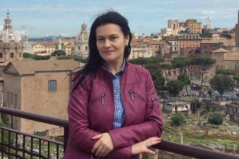 Журналістка Інна Жмуд померла на 36-му році життя
