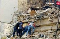 Кількість загиблих внаслідок обвалення будинку у Батумі зросла до 8 (оновлено)