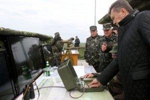 Учения с участием Януковича обернулись гибелью рыбы