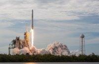 SpaceX запустила в космос чергову партію з 51 супутника для проєкту Starlink