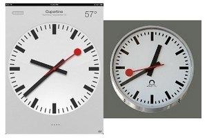 Швейцарские железнодорожники договорились с Apple по поводу часов