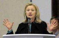 Гілларі Клінтон розпочинає турне Африкою