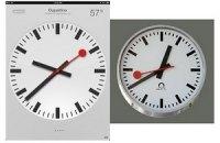 Швейцарські залізничники домовилися з Apple з приводу годинника