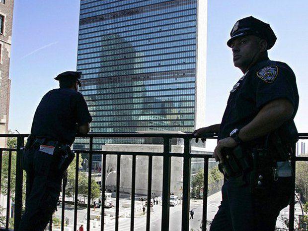 Штаб-квартира ООН помогла кое-что прояснить в вопросе коррупции