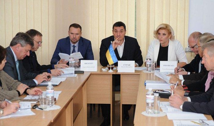Засідання науково-експертної ради ДІНЗ та Громадської ради при ДІНЗ