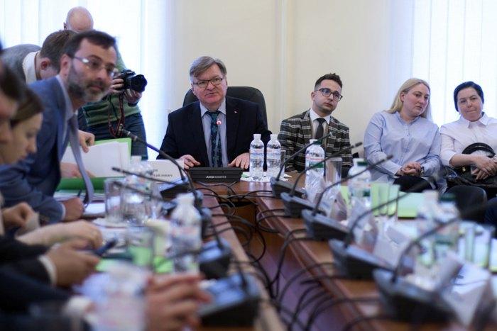 Засідання комітету з прав людини