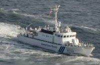 Поліція Японії заарештувала китайців, які висадилися на спірному острові