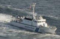 Токіо звинуватив Пекін у порушенні морського кордону