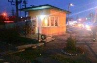 Співробітниця Одеської залізниці відбилася від чоловіка з ножем, який напав на неї