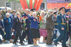 Харків відмовився від військового параду у День Перемоги