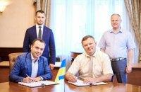 УЗ і Крюківський завод підписали контракт на 100 вагонів