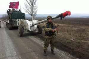Спостерігачі ОБСЄ вимагають доступ до маршрутів відведення озброєнь