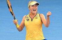 """Світоліна """"на характері"""" побила сербську тенісистку"""