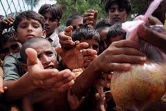 Пакистан: пейзаж после наводнения