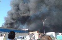 Пожар в Броварах: 1 человек погиб и 1 госпитализирован