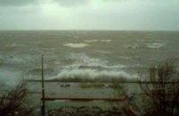 На Азовском побережье подтопило 65 баз отдыха