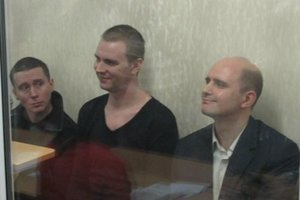"""Днепропетровского """"террориста"""" убеждали обвинить во взрывах """"бютовца"""""""