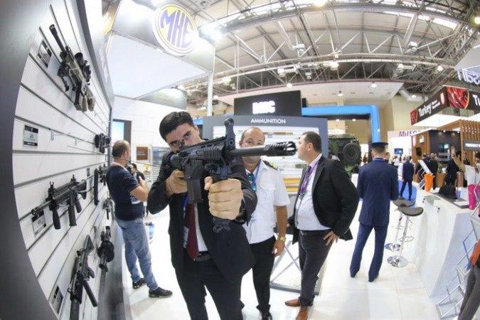 Міжнародна оборонна виставка ADEX 2018 в Баку