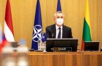 Столтенберг заявив, що Росія не має права вирішувати, чи бути Україні членом НАТО